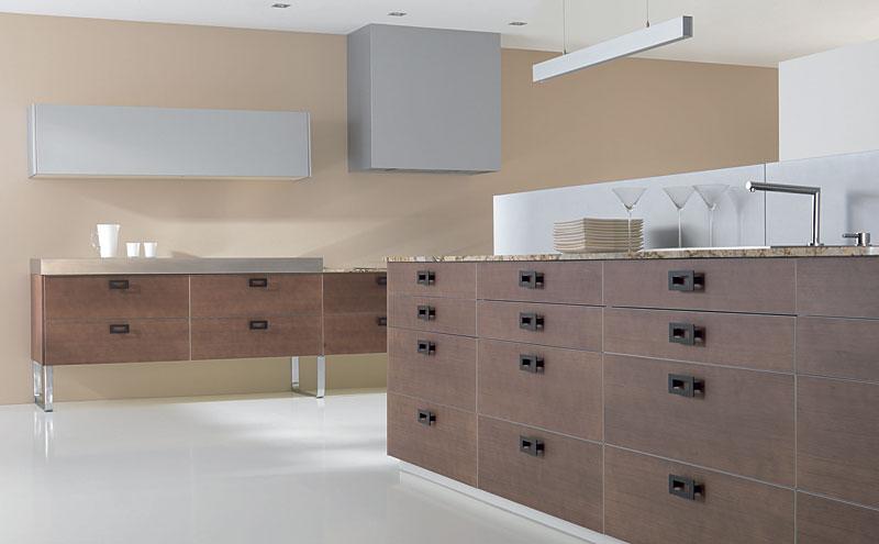 Cocinas helix muebles de cocina en castell n detalle - Puerta abatible cocina ...